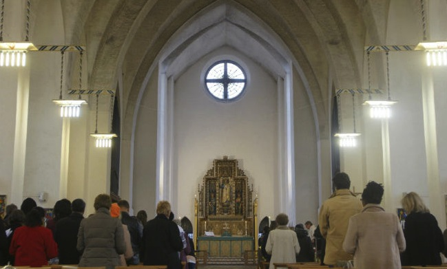 Parish Eucharist