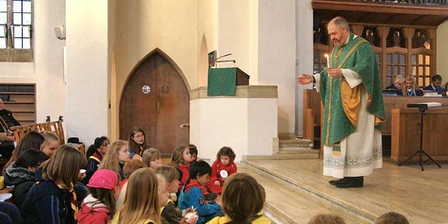 Fr. Robert Family Eucharist Talk