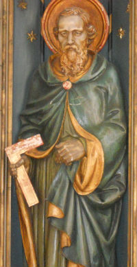 St Thomas from High Altar Reredos